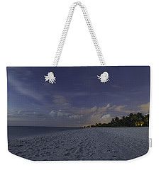 Tropical Winter Weekender Tote Bag by Christopher L Thomley