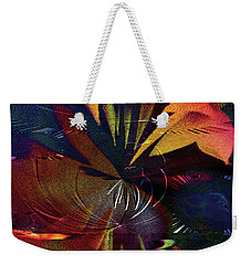 Tropicale Weekender Tote Bag by Paula Ayers
