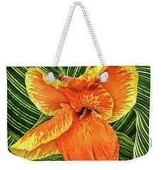 Tropicanna Beauty Weekender Tote Bag