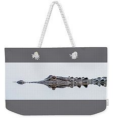 Trouble In Calm Waters Weekender Tote Bag