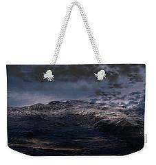 Troubled Waters Weekender Tote Bag