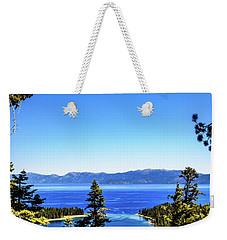 Trough The Trees Weekender Tote Bag
