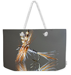Trout Fly 2 Weekender Tote Bag