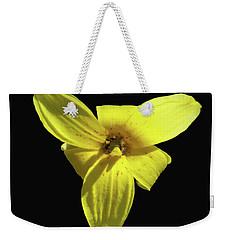 Trout Lily Weekender Tote Bag
