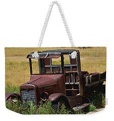 Truck Long Gone Weekender Tote Bag