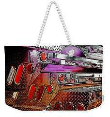 Truck Trailers Stacked 1 Weekender Tote Bag
