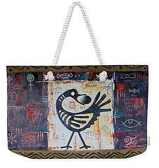 True African Symbols Weekender Tote Bag