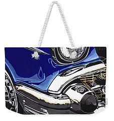 True Blue '57 Weekender Tote Bag