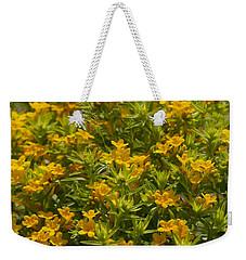True Gold Weekender Tote Bag