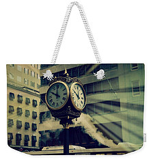 Trump Tower Weekender Tote Bag