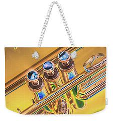 Trumpet Keys Weekender Tote Bag