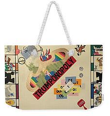 Trumponopoly  Weekender Tote Bag