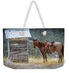 Trusty Horse  Weekender Tote Bag