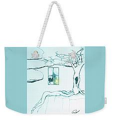 Truth Weekender Tote Bag