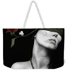 Truth Of Beauty Weekender Tote Bag by Pat Erickson