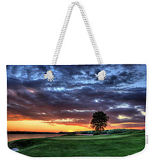 Try Me The Landing Weekender Tote Bag by Reid Callaway