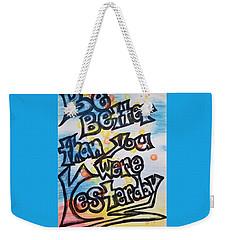 Try Weekender Tote Bag