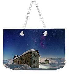 Tschuggen Observatory Weekender Tote Bag