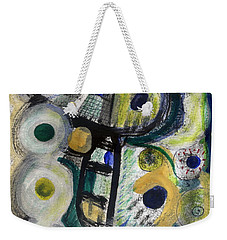 A Perfect Cloudy Day Weekender Tote Bag