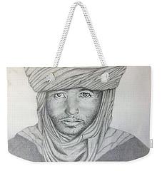 Tuareg Beduin Weekender Tote Bag