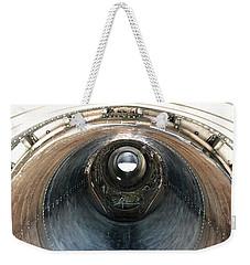 Tube Weekender Tote Bag
