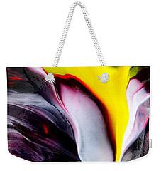 Tublar Rose Weekender Tote Bag by Fred Wilson