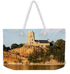 Tucker's Tower Lake Murray Oklahoma Weekender Tote Bag