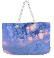 Tufa Sunrise Weekender Tote Bag by Sean Sarsfield