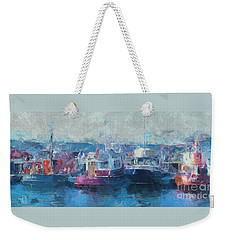 Tugs Together  Weekender Tote Bag