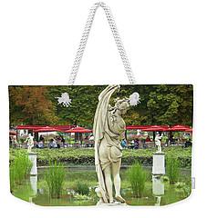 Tuileries Trollop Weekender Tote Bag