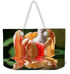 Tulip Boat Ride Weekender Tote Bag
