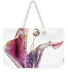 Tulip Dancer Weekender Tote Bag