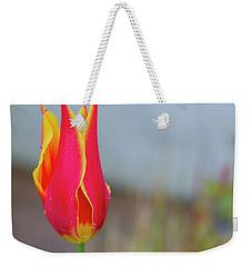 Tulip Fire Weekender Tote Bag