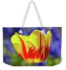 Tulip Flame Weekender Tote Bag