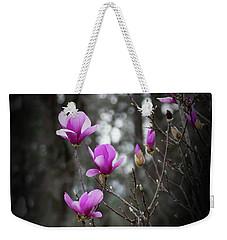 Tulip Magnolia Tree Art II Weekender Tote Bag