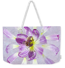 Tulip Patterns  Weekender Tote Bag