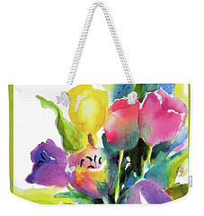 Tulip Pot Weekender Tote Bag