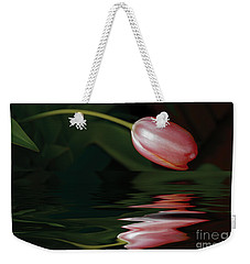 Tulip Reflections Weekender Tote Bag
