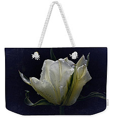 Tulip Tears Weekender Tote Bag by Richard Cummings