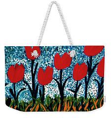 Tulip Time Weekender Tote Bag