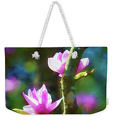 Weekender Tote Bag featuring the photograph Tulip Tree by James Barber
