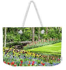 Tulip Wonderland - Amsterdam Weekender Tote Bag