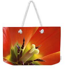 Tuliplicious Weekender Tote Bag