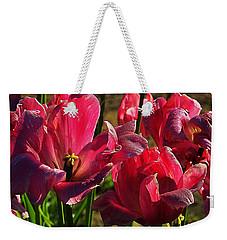 Tulips 5 Weekender Tote Bag