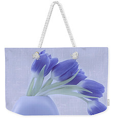 Tulips And Birdies  Weekender Tote Bag