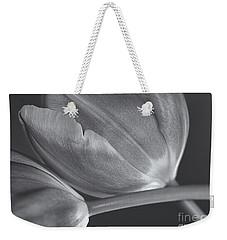 Tulips Crossed Weekender Tote Bag by Rachel Cohen