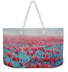 Tulips Dance Weekender Tote Bag