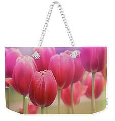 Tulips Entwined Weekender Tote Bag