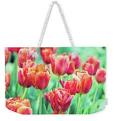 Tulips In Amsterdam Weekender Tote Bag