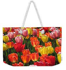 Tulips Like Sunlight Weekender Tote Bag